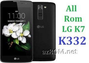 All Rom LG K7 K332 Official Firmware LG-K332
