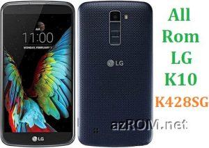 All Rom LG K10 K428SG Official Firmware LG-K428SG