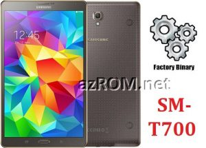 ROM T700, FIRMWARE T700, COMBINATION T700