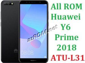 All ROM Huawei Y6 Prime (2018) ATU-L31 Repair Firmware