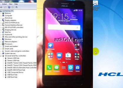 Exit Factory Mode Asus Zenfone Max Z010D (ZC550KL)