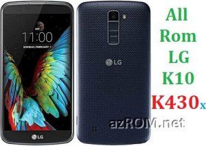 All Rom LG K10 (K430…) Official Firmware LG-K430x