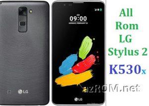 All Rom LG Stylus 2 Plus (K530...) Official Firmware LG-K530x