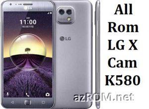 All Rom LG X Cam K580 Official Firmware LG-K580