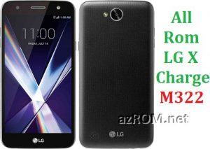 All Rom LG X Charge M322 Official Firmware LG-M322