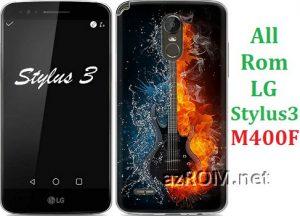 All Rom LG Stylus 3 M400F Official Firmware LG-M400F