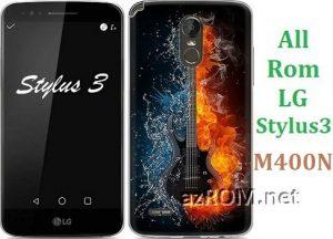 All Rom LG Stylus 3 M400N Official Firmware LG-M400N