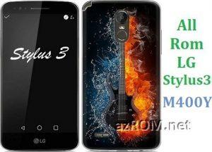 All Rom LG Stylus 3 M400Y Official Firmware LG-M400Y