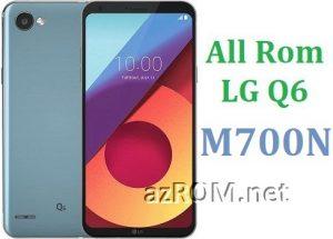 All Rom LG Q6 M700N Official Firmware LG-M700N