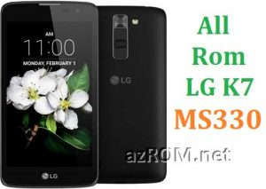 All Rom LG K7 MetroPCS MS330 Official Firmware LG-MS330