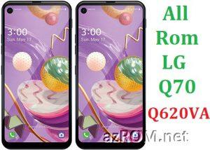All Rom LG Q70 Q620VA Official Firmware LG LM-Q620VA