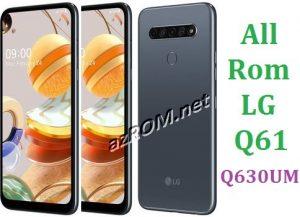 All Rom LG K61 Q630UM Official Firmware LG LM-Q630UM