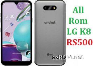 All Rom LG K8 LRA 4G LTE (LG M1V) RS500 Official Firmware LG-RS500
