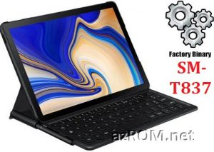 ROM T837, FIRMWARE T837, COMBINATION T837