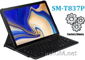 ROM T837P, FIRMWARE T837P, COMBINATION T837P