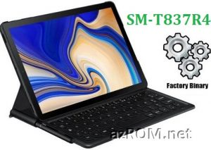 ROM T837R4, FIRMWARE T837R4, COMBINATION T837R4