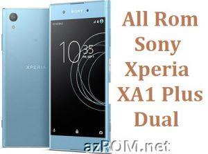 All Rom Sony Xperia XA1 Plus Dual FTF Firmware Lock Remove File & Setool Flash File