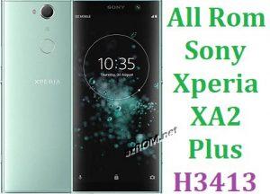 All Rom Sony Xperia XA2 Plus FTF Firmware Lock Remove File & Setool Flash File