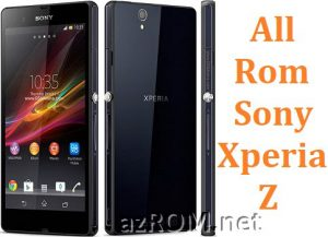 All Rom Sony Xperia Z FTF Firmware Lock Remove File