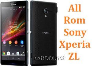All Rom Sony Xperia ZL FTF Firmware Lock Remove File