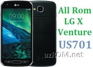 All Rom LG X Venture US701 Official Firmware LG-US701