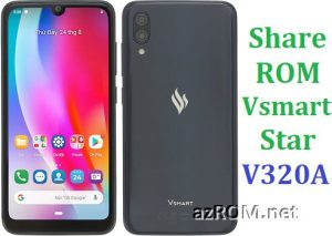 Share ROM Vsmart Star V320A Repair Firmware
