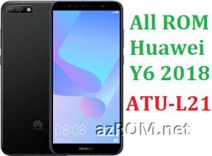 All ROM Huawei Y6 (2018) ATU-L21 Repair Firmware