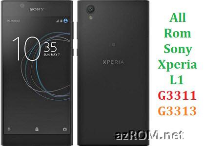 All Rom Sony Xperia L1 G3311 G3313 FTF Firmware Lock Remove File & Setool Flash File