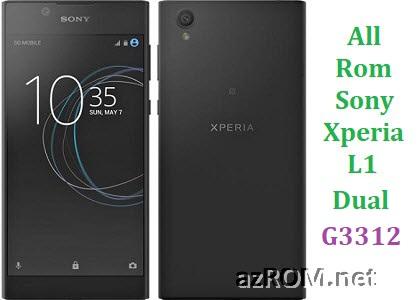 All Rom Sony Xperia L1 Dual G3312 FTF Firmware Lock Remove File & Setool Flash File