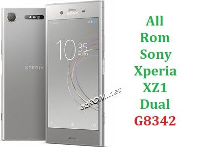 All Rom Sony Xperia XZ1 Dual G8342 FTF Firmware Lock Remove File & Setool Flash File