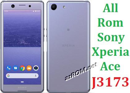 All Rom Sony Xperia Ace J3173 FTF Firmware Lock Remove File & Setool Flash File