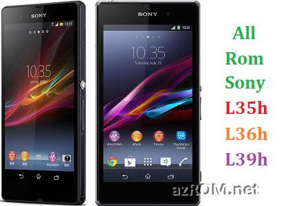 All Rom Sony Xperia ZQ/Z/Z1 L35h/L36h/L39h FTF Firmware Lock Remove File & Setool Flash File