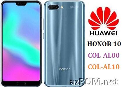 All ROM Huawei Honor10 COL-AL00 COL-AL10 Repair Firmware