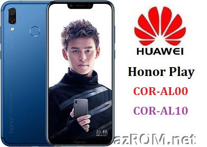 All ROM Huawei Honor Play COR-AL00 COR-AL10 Repair Firmware