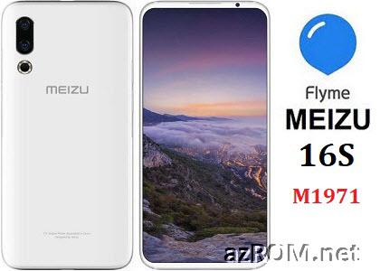 All ROM Meizu 16S (M1971) Unbrick Repair Firmware