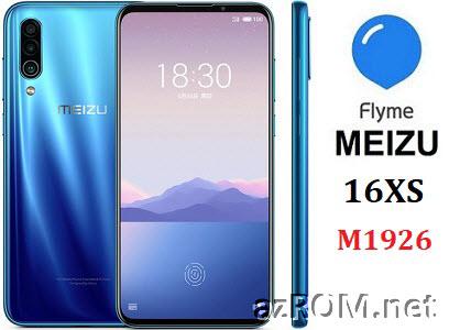 All ROM Meizu 16XS (M1926) Unbrick Repair Firmware