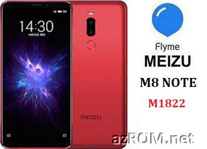 ROM Meizu M8 Note (M1822) Unbrick Repair Firmware