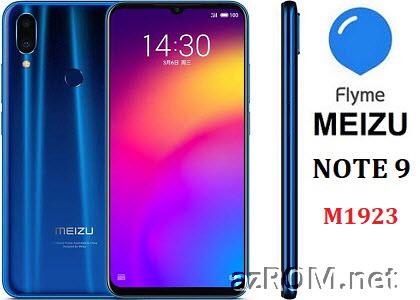All ROM Meizu Note 9 (M1923) Unbrick Repair Firmware