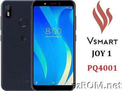 Share ROM Vsmart Joy1 PQ4001 Unbrick Repair Firmware