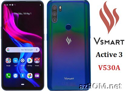 Share ROM Vsmart Active 3 V530A Unbrick Repair Firmware