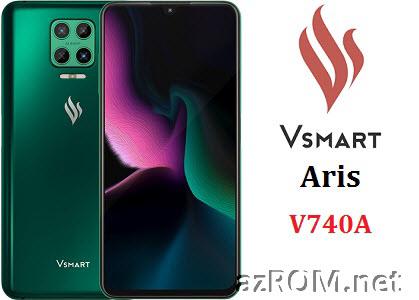 Share ROM Vsmart Aris V740A Unbrick Repair Firmware