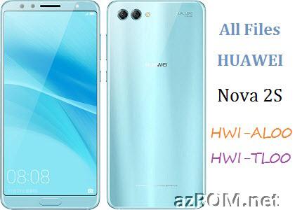 All ROM Huawei Nova 2S HWI-AL00 HWI-TL00 Official Firmware