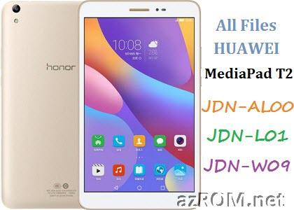 All ROM Huawei MediaPad T2 8in JDN-AL00 JDN-L01 JDN-W09 Repair Firmware