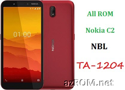 All ROM Nokia C2 (NBL) TA-1204 Official Firmware