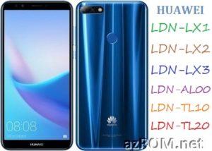 Board Software All Huawei Y7 Prime 2018 (LDN) Unbrick Repair Firmware